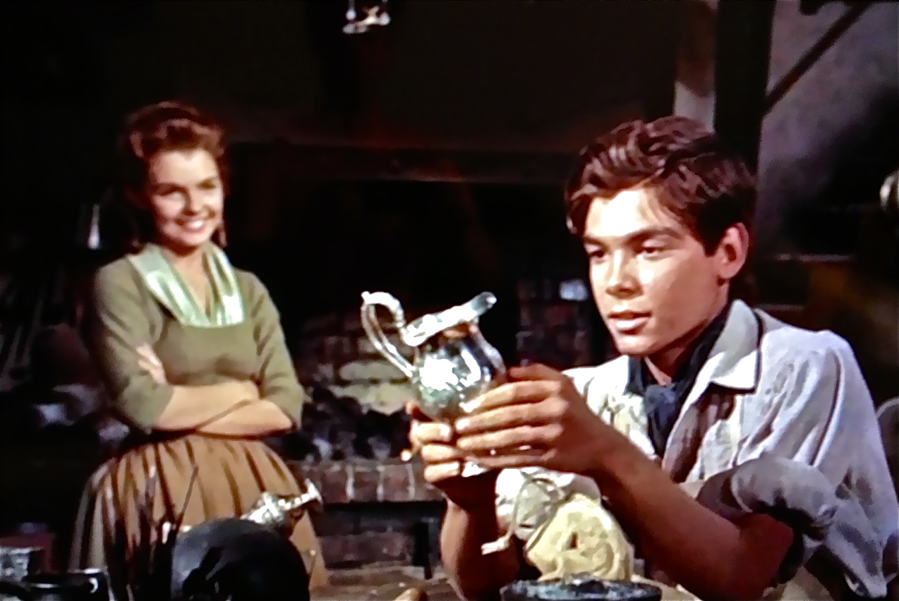 Movie Still Monday Johnny Tremain 1957
