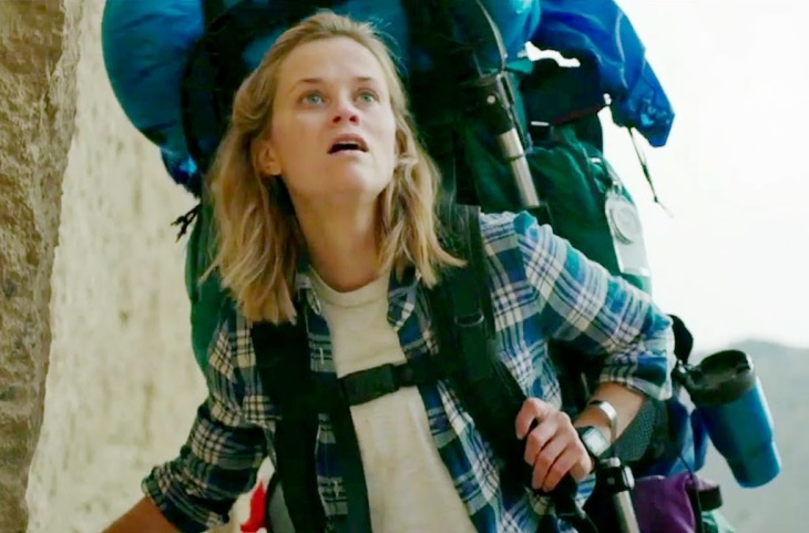 Academy Award winner ( Best Actress for 2005's Walk the Line) Reese Witherspoon in her pursuit of another Oscar in Wild.