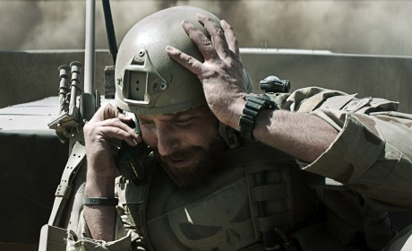 Bradly Cooper in American Sniper