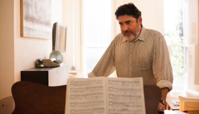 Alfred Molina in Love is Strange