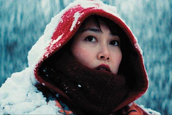Rinko Kikuchi in Kumiko, the Treasure Hunter