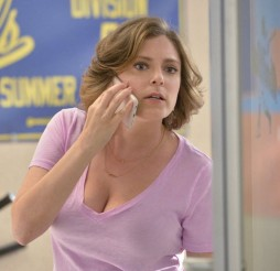 "Rachel Bloom in ""Crazy Ex- Girlfriend"""