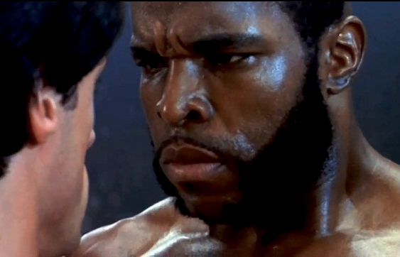 Rocky III Mr. T