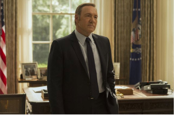 Spacey - House of Cards-1