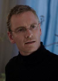 Michael Fassbender in Steve Jobs