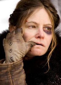 Jennifer Jason Leigh in The Hateful Eight