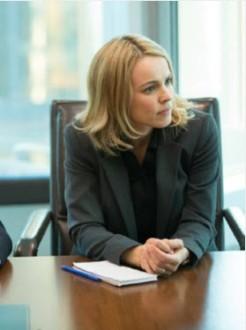 Rachel McAdams in Spotlight