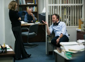 Tom McCarthy directing Spotlight