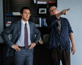 Adam McKay directing The Big Short