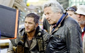 George Miller directing Mad Max: Fury Road