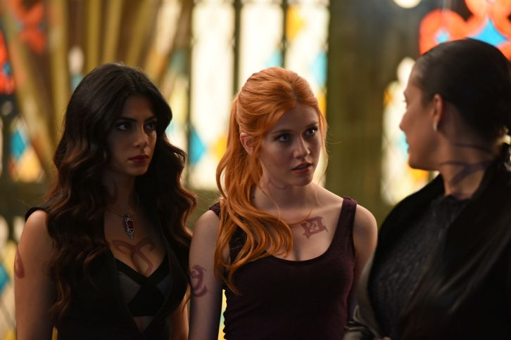 Shadowhunters - Episode 1.05 - Moo Shu to Go