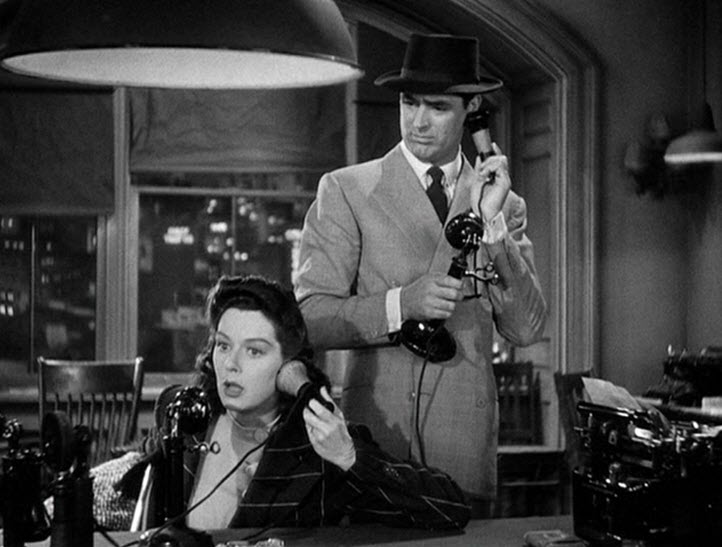 Cary Grant - His Girl Friday