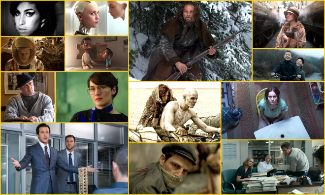 Oscar Predictions 2016