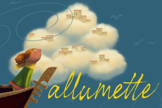 Allumette in Clouds. (Created by: Penrose Studios)
