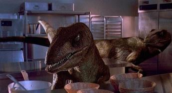Velociraptor JP