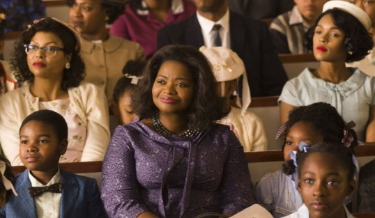 Octavia Spencer, Hidden Figures