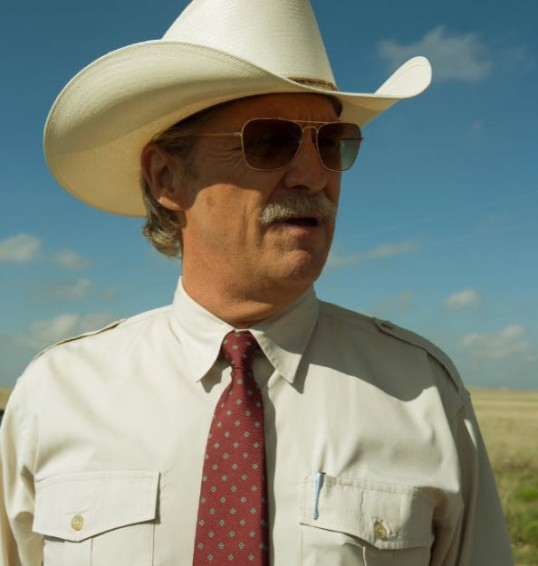 Jeff Bridges, Hell or High Water