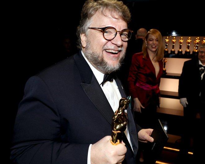 Del Toro - Oscars