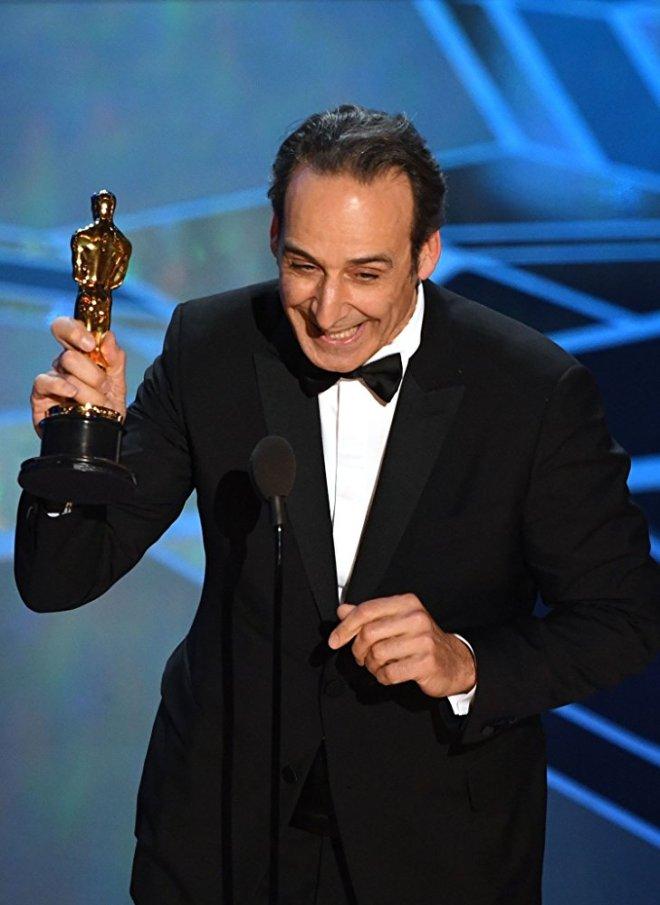 Desplat - Oscars