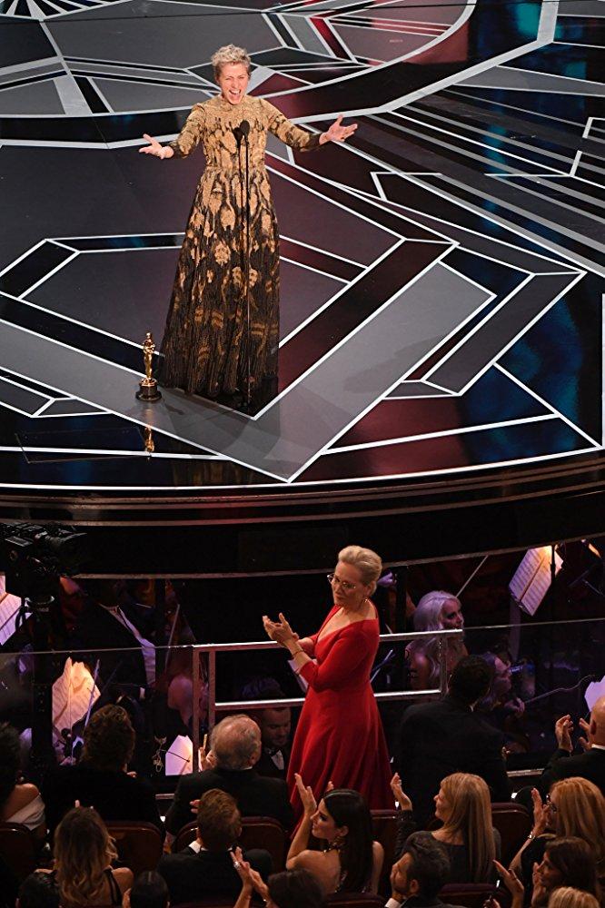 McDormand -Oscars