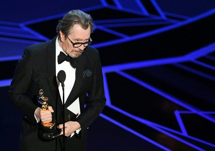 Oldman - Oscar