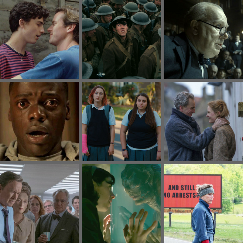 MoviefiedNYC's 2018 Oscar Predictions: Who will Win and SHOULD win!