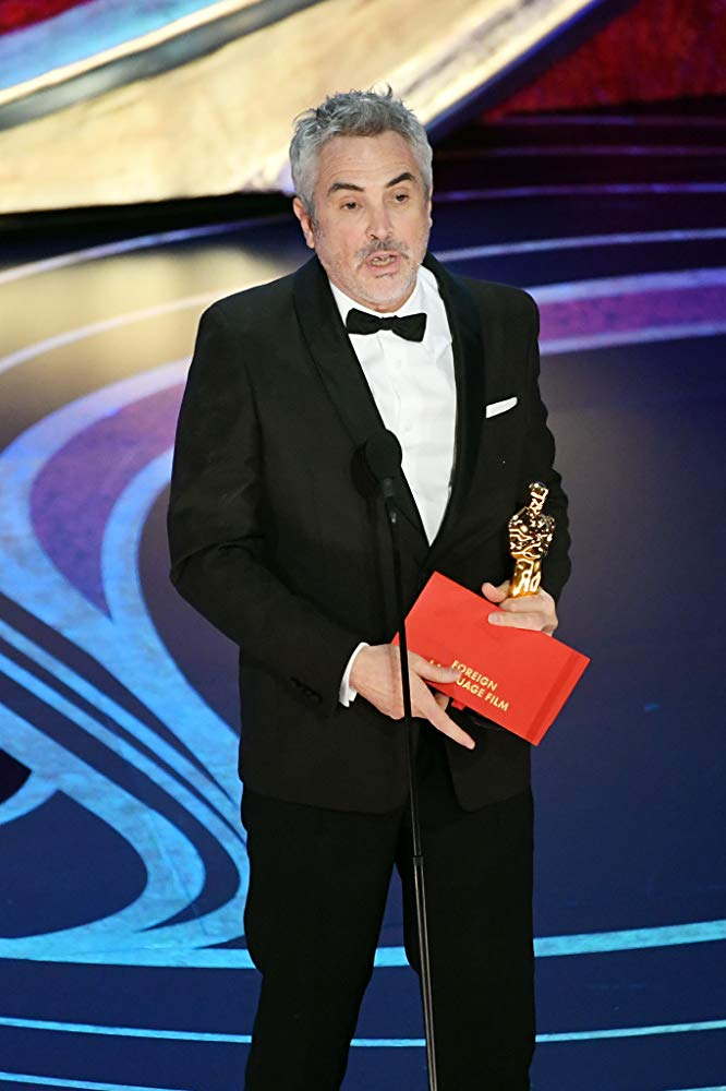 Cuaron - Oscar