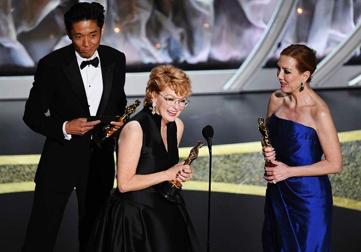 Makeup Oscar